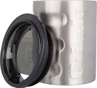 GRIZZLY COOLERS GRIZZLY GRIP ROCKS 11 OZ STAINLESS STEEL<