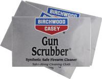 B/C GUN SCRUBBER FIREARM CLEANER TAKE-ALONGS 12 WIPES