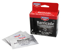 B/C BARRICADE RUST PROTECTION 25-INDIVIDUALLY PACKED WIPES