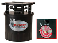 AMERICAN HUNTER FEEDER KIT R-PRO W/ANALOG CLOCK TIMER