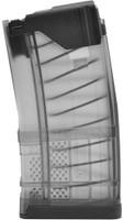 LANCER MAGAZINE L5AWM AR-15 5.56X45 20RD TRANSLUCENT SMOKE