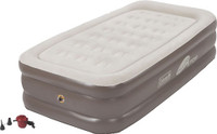 COLEMAN SUPPORTREST PILLOWSTOP PLUS DH TWIN W/120V COMBO
