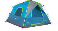 COLEMAN SIGNAL MOUNTAIN INSTNT TENT 4 PERSON 8'X7'<