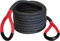 BUBBA ROPE ORIGINAL BUBBA 7/8 X20' STRETCH ROPE RED EYES