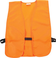 ALLEN ORANGE HUNTING VEST ADULT 38-48