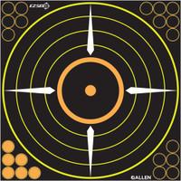 ALLEN EZ AIM SPLASH ADHESIVE BULLSEYE TARGET 5-PK 12X12