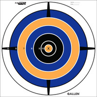 ALLEN EZ AIM BULLSEYE TARGET 12-PK 12X12