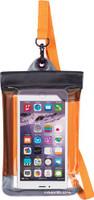 TRAVELON WATERPROOF SMART PHONE/CAMERA POUCH ORANGE<