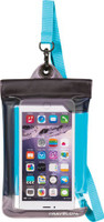 TRAVELON WATERPROOF SMART PHONE/CAMERA POUCH BLUE<