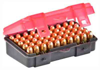 PLANO AMMO BOX 9MM/.380ACP 50-RNDS FLIP TOP<