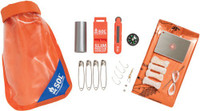 AMK SOL SCOUT SURVIVAL KIT W/ DRY BAG MIRRORSPARKER & MORE