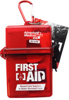 AMK ADVENTURE FIRST AID KIT WATER RESISTANT 3 OZ 1-2 PPL