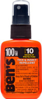 AMK BEN'S 100 INSECT REPELLENT 100% DEET 1.25OZ PUMP (CARDED)