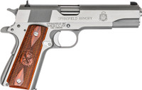 SF 1911 .45ACP MIL-SPEC 5 FS 7-SHOT STAINLESS STEEL