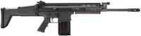 .FN 98661 SCAR 17S Carbine Semi-Automatic 308 Winchester/7.62 NATO 16.25 10+1 Adjustable Folding Black Stock Black