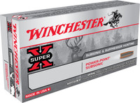 Winchester Ammo X308SUBX Super-X 308 Win/7.62 NATO 185 GR Hollow Point SubSonic 20 Bx/ 10 Cs*