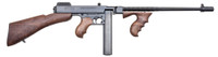 "Thompson T1B 1927A-1 Deluxe Semi-Automatic 45 Automatic Colt Pistol (ACP) 16.5"" MB 20+1 American Walnut, Detachable Stk Blued"