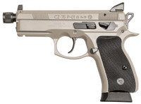 CZ 91299 P01 OMEGA GREY 9MM 14RD NS*