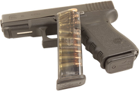 ETS Group GLK-19 Glock 19 9mm 15 rd G19/26 (Gen 1-4) Polymer Clear Finish*