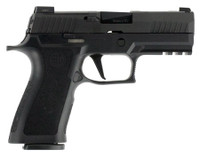 Sig Sauer 320XCA9BXR31 P320 X-Carry Double 9mm Luger 3.9 10+1 Black Polymer Grip Black Nitron Stainless Steel*