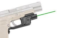 .Crimson Trace LG453 Laserguard Springfield XD/XDM Green 633nm .5@50ft 1/3N Blk