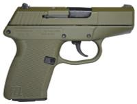 Kel tec P-11 9mm 3.1 Inch Barrel Cerakote OD Green Slide Cerakote OD Green Grip/Frame 10 Round*