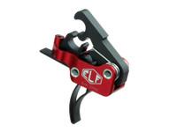 ELFTMANN TACTICAL MATCH-C Match Trigger Curved Drop-In AR-15 2.75-4 lbs*
