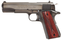 Colt Mfg O1970A1CS 1911 Government Series 70 45 ACP Single 5 7+1 Rosewood Grip Blued Carbon Steel Slide*