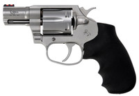 Colt Mfg COBRASM2FO Cobra 38 Spl Revolver Double 38 Special 2 6 Rd Black Hogue Rubber Grip Stainless Steel*