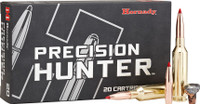 Hornady 81621 Precision Hunter  6.5 Precision Rifle Cartridge (PRC) 143 GR ELD-X 20 Bx/ 10 Cs*