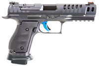 Walther Arms 2830418 PPQ M2 Q5 Match 9mm Single/Double 5 17+1 Black Wrap Around Ergonomic Grip Steel Matte Tenifer Coated Frame Steel Matte Tenifer Coated Slide*