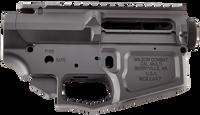 Wilson Combat TRLOWUPPBIL AR Style Lower/Upper AR-15 AR Platform Multi-Caliber 7075 T6 Aluminum Black Armor-Tuff*