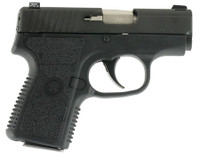 Kahr Arms KP3834N P380 Double 380 Automatic Colt Pistol (ACP) 2.53 6+1 Black Polymer Grip Stainless Steel*