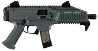 CZ 91356 Scorpion EVO 3 S1 Pistol AR Pistol Semi-Automatic 9mm Luger 7.72 20+1 Gray Receiver/Black Barrel*