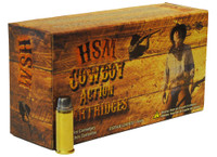 HSM 3220WIN1N Cowboy Action  32-20 Winchester 115 GR Round Nose Flat Point (RNFP) 50 Bx/ 20 Cs*