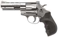 EAA 770128 Windicator Steel Frame Single/Double 357 Magnum 4 6 FS Black Rubber Grip Nickel*