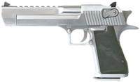 Magnum Research DE50BC Desert Eagle Mark XIX 50 AE 6 7+1 Chromed Black Polymer Grip*