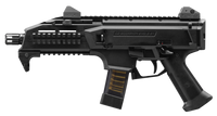 CZ 01351 Scorpion EVO 3 S1 Pistol Pistol Semi-Automatic 9mm Luger 7.70 10+1 Black*