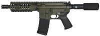 DBF DB15 Pistol 5.56mm NATO 7.5 Inch Barrel OD Green Finish 30 Round	 Model DB15P