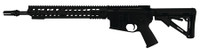 AAC MPW .300 AAC Blackout 16 Inch Threaded Barrel With URX 3.1 Rail Matte Black Finish Magpul CTR Stock Magpul MOE Grip