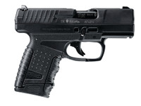 WAU Model PPS 9mm 3.2 Inch Barrel Black Finish Picatinny Rail comes with 2 magazines