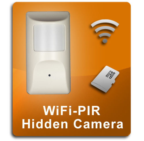 Motion Detector WiFi-PIR Model