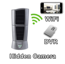 WiFi Series Desk Fan Hidden Spy Camera