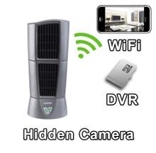 WiFi Series Desk Fan Hidden Spy Camera