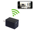 USB Charger Hidden Camera with Built-in DVR and WiFi