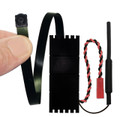 PalmVID WIFI LITE Series DIY Hide it Yourself Hidden Camera Kit Black Flush Mount