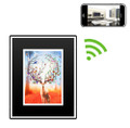 Picture Frame Hidden Camera WiFi DVR with Wide Angle Lens 1920x1080