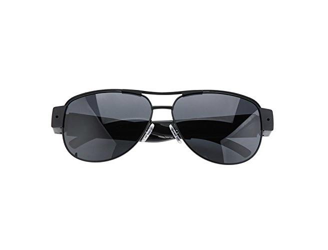 Sunglasses Hidden Camera with Build-in DVR