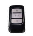 Car Alarm Keyfob Hidden Spy Camera with Built-In DVR 1280x720