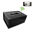 Tissue Box Hidden Hidden Camera with Build-in DVR and WiFi Remote Viewing from Android and iPhones
